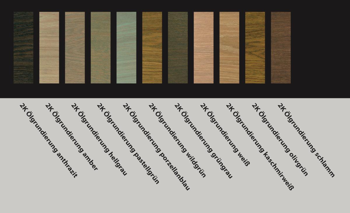 holz farben mit neuen irsa farben von irsa platinum 2k ol grundierung und irsa 2k platinum wasserlacken mit verschiedenen glanzgraden