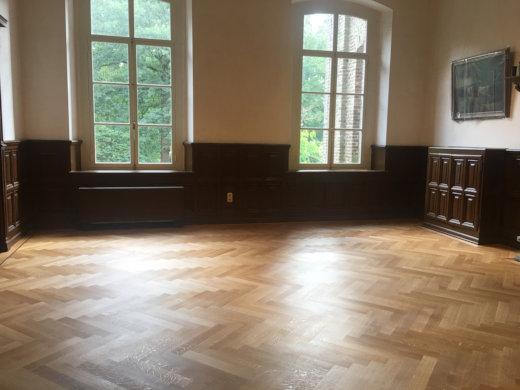 WORKCAMP PARQUET 2018 (1.9-9.9.18 ) im Schloss Arcen, Niederlanden